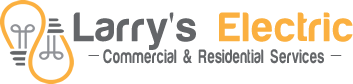 Larry's Electrician Seattle WA Contractor Logo