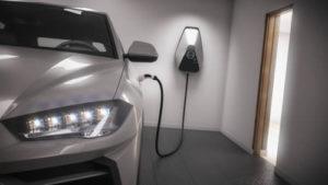 EV Charging In Garage